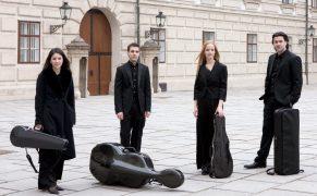 Minetti Quartett | Foto © Oliver Jiszda